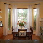 Picture Window Treatment Ideas For Bay Windows