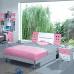 Pink Girls Room Design Architecture Modern News And