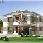 Plan And Elevation Kerala Home Design Architecture House Plans