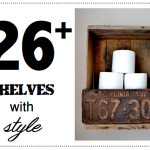 Plus Shelves Style From Hometalk Curated And Featured Funky