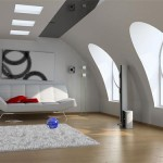 Plushemisphere Modern Attic Design Ideas