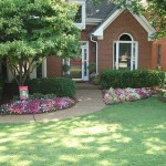 Polk Place Curb Appeal Home The Month