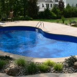 Pool Decorative And Relaxing Home Plunge Pools Lovely Inground