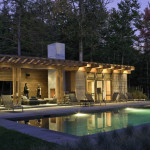 Pool House Modern Burlington Wagner Hodgson