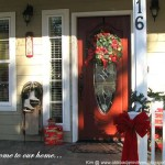 Porch Decorating Pictures For Winter Holidays