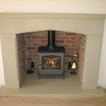 Portland Bath Stone Fireplaces Fireplace Surrounds Slate Hearths