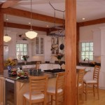 Post And Beam Kitchens Floor Plans That Work Yankee Barn Homes