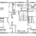 Post Frame Home Floor Plans Pole House