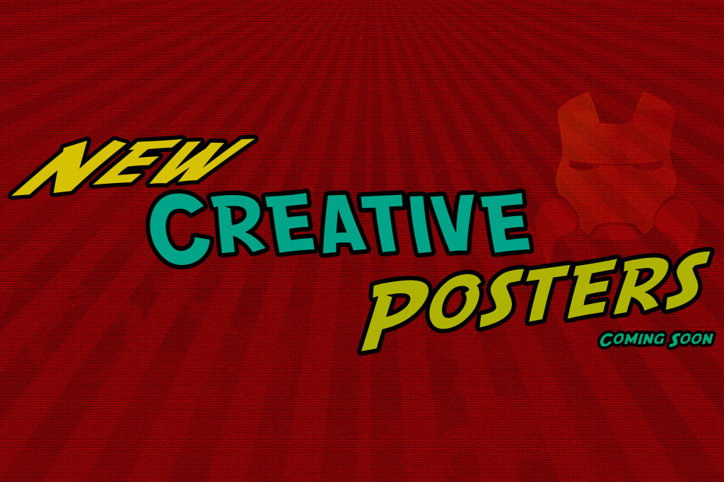 Posters New Creative