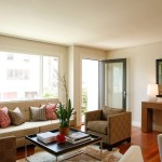 Posts Related Small Apartment Living Room Decoration Effect Chart