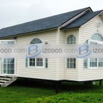 Prefabricated Sandwich Panel Container Living House Modular Homes