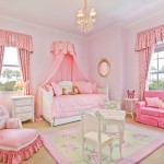 Pretty Pink Designing Little Girl Room