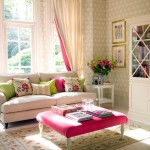 Pretty Pink How Add Pop Color Every Room