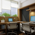 Private Residence Home Office Royal Decorating Ideas
