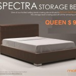 Products Bedroom Storage Beds Spectra Bed