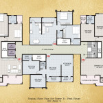 Project Specification And Details Shakuntal Luxurious Flats Vadodara
