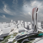 Proposal For The Lexus Tower Japan Evolo Architecture Magazine