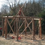 Pull Down Your Hobbit Home Couple Told Eco House Made From Straw And
