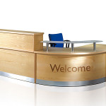 Reception Desk Design Welcome Sign Furniture Pictures Designs