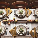 Recipes For Fall Harvest Dinner Party
