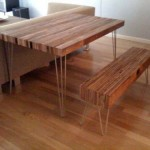 Reclaimed Wood Floors Recycling Ideas For Natural Home Interior Decor