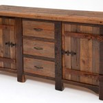 Reclaimed Wood Furniture Design Pictures Designs And Ideas
