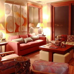Red Living Room Decorating Ideas Listed Luxury Idea