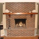 Refacing Brick Fireplace Stone Veneer Image Search Results