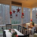Related Post From Decorating Screened Porch Furniture Ideas