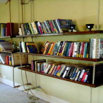 Related Post From How Choose Ceiling Hanging Bookshelves