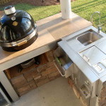 Related Post From How Pick Outdoor Kitchen Countertop Material
