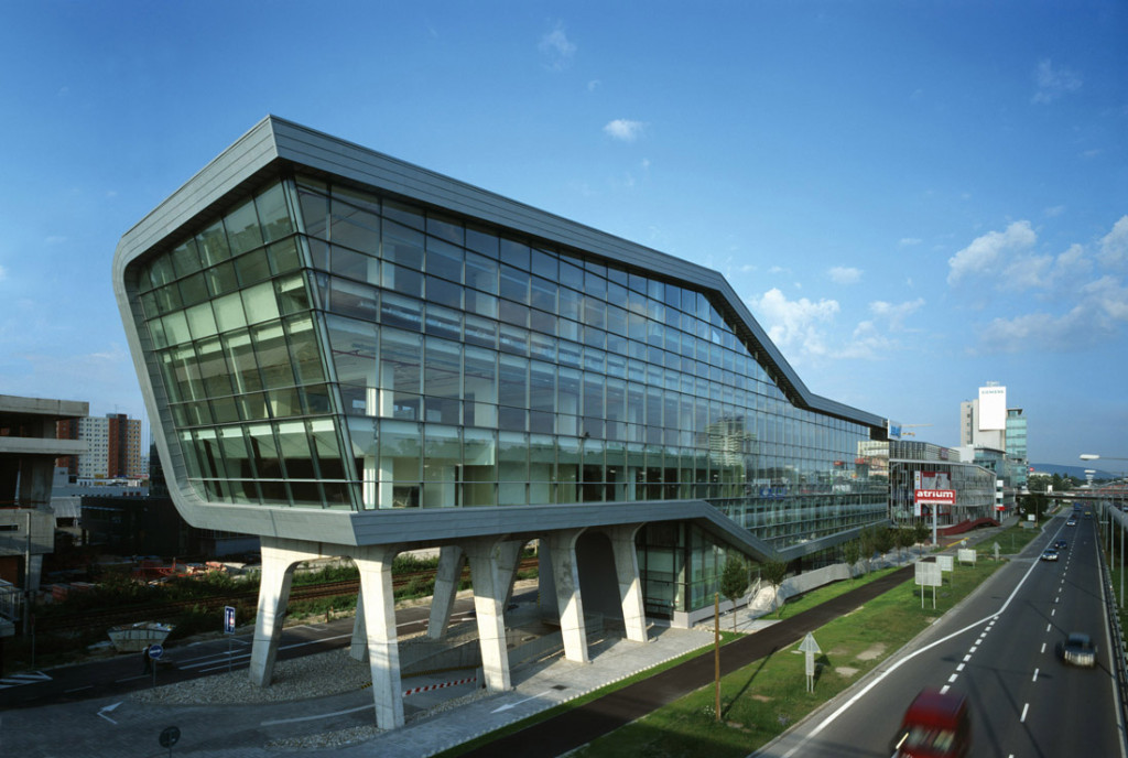 Relaxx Sports Center Modern Architecture Building