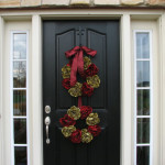 Reserved Holiday Wreaths Front Door Wreath Christmas Decor Hostess