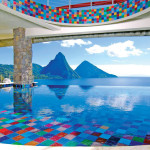 Resort Lucia Most Beautiful Infinity Pool Design Pictures