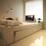 Responses For Modern Bedroom Small Space Furniture Ideas