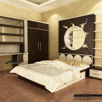 Retro Bedroom Interior Design Ideas Listed Simple