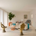 Retro Chic Interior Design Jonathon Adler House Ideas