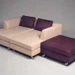 Rick Lee Flex Sofa Can Serve Double Chaise Shown Here