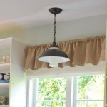 Ritajoy Was Inspired The Vintage Barn Pendant Bronze From