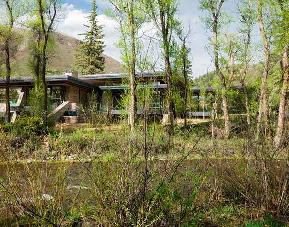 Rivers Edge Charles Cunniffe Architects
