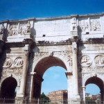 Roman Architecture Fusion Traditional Greek And The Etruscan