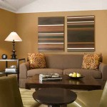 Room Color Schemes Brown Furniture Home Interiors Design Ideas