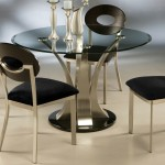 Room Glass Top Dining Modern Table Sets