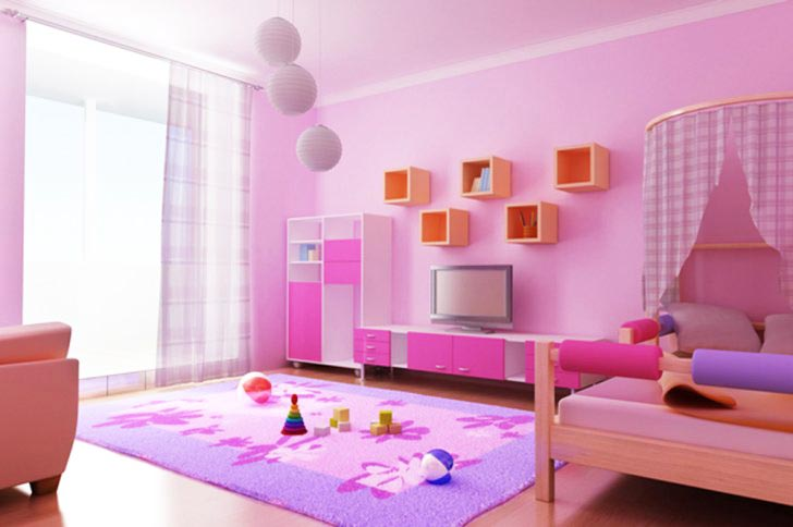 Room Paint Ideas For Girls Painting