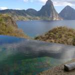 Rooms Jade Mountain Feature Infinity Pools