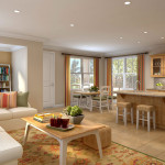 Rosa Interior Modern Great Rooms Listed Luxury Spacious