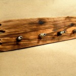 Rustic Coat Hooks Wall Mounted Spark Plug
