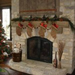 Rustic Fireplace Back All Stone Products