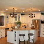 Rustic Italian Kitchen Designs For Warm And Soft Ambiance White