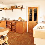 Rustic Sam Coster Kitchen Its Clay Tiles